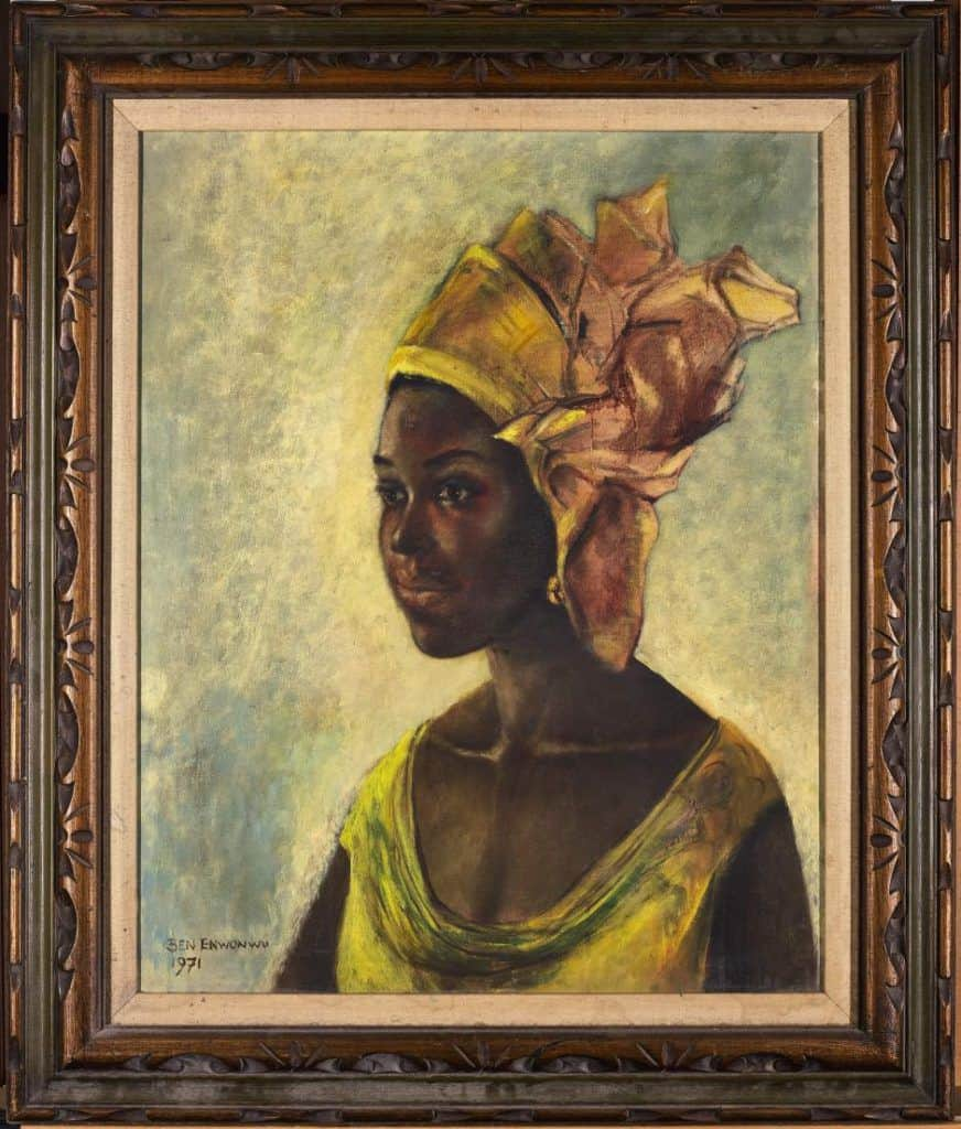 Rediscovering the Art of Ben Enwonwu