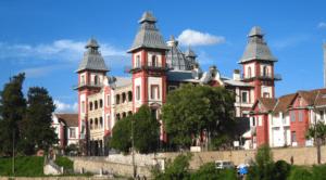 Andafiavaratra Palace Museum Madagascar
