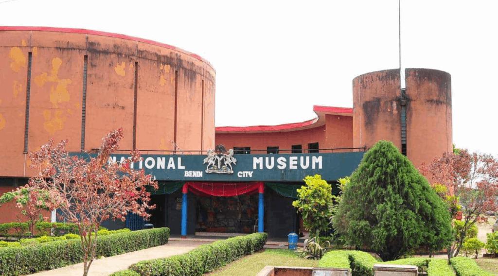 Benin City National museum of modern african art
