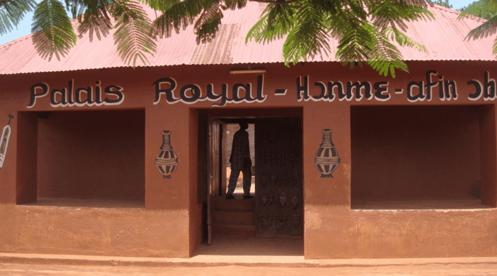 Royal Palace, Porto-Novo museum of modern african art