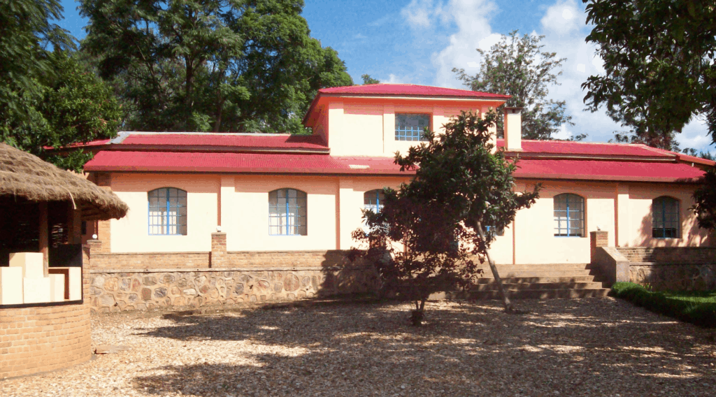 Kandt House Museum in Kigali museum of modern african art
