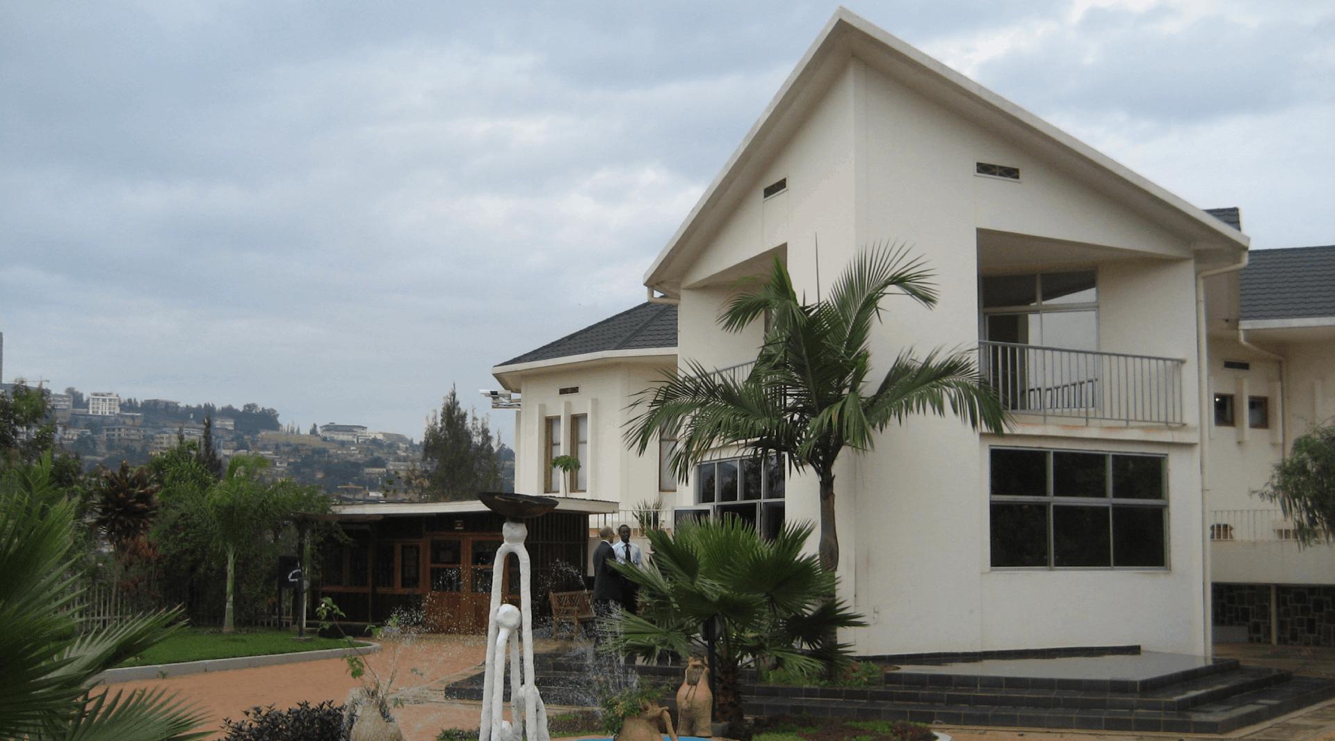 Kigali Genocide Memorial Rwanda