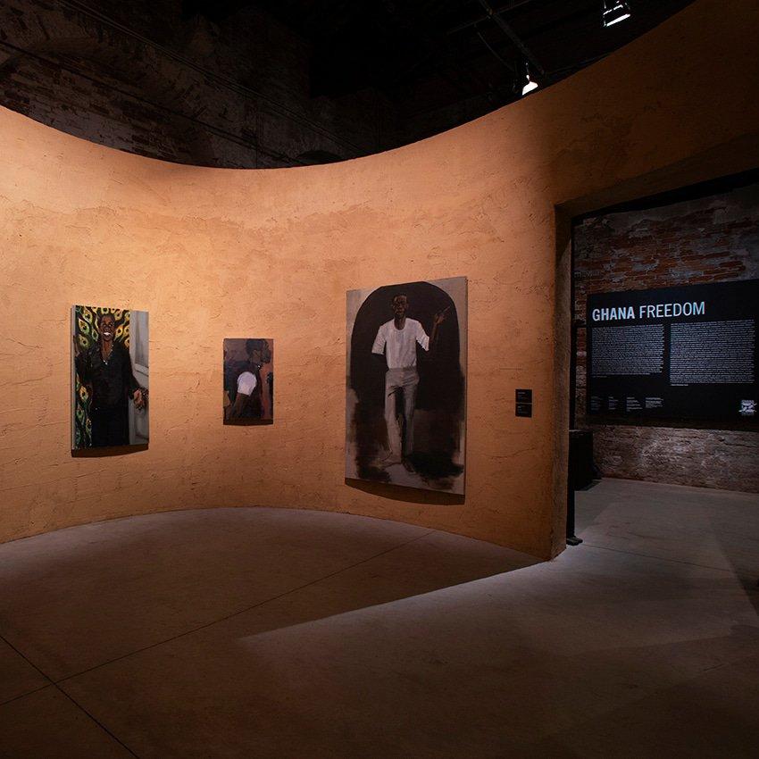 Africa's art market takes off! - Lynette-Yiadom-Boakye