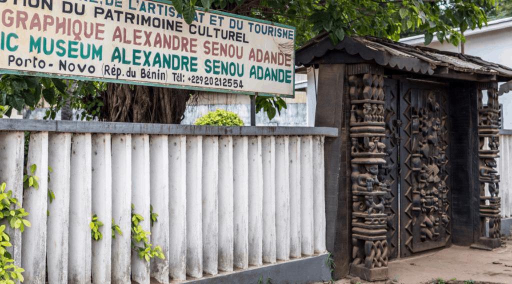 The Alexandre Sènou ADANDE Ethnographic Museum