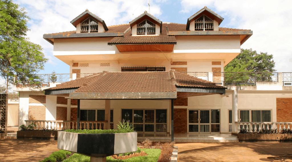 Rwanda Art museum of modern african art