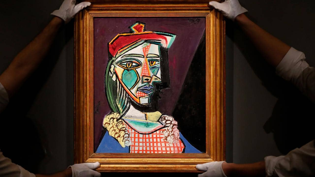 Africa's art scene may be booming, but it's still a blip on the global market