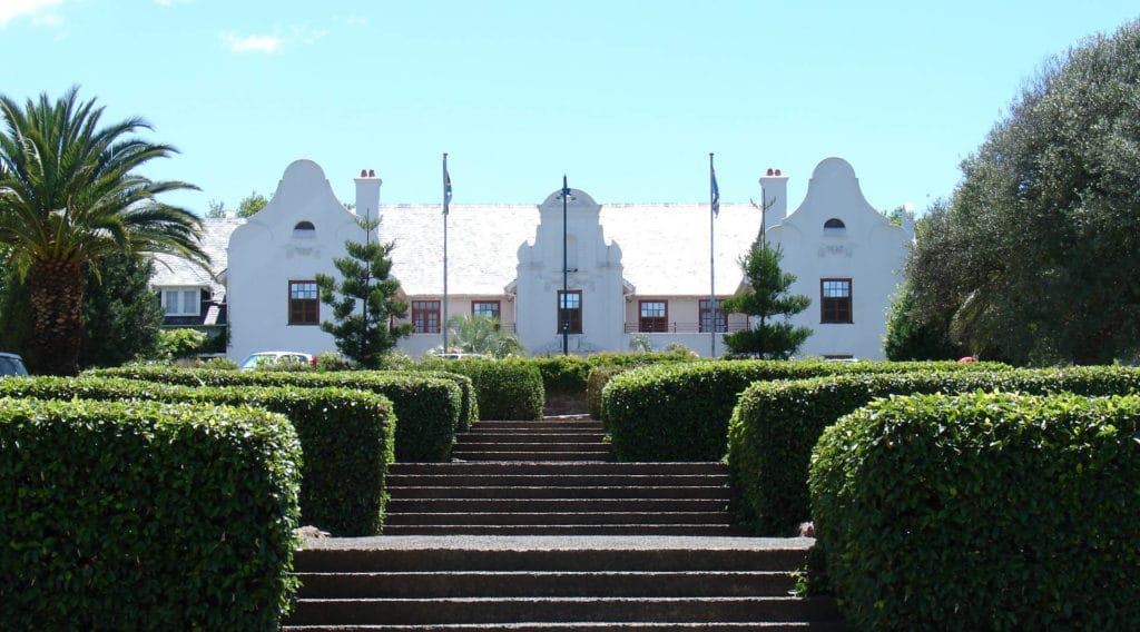 Oliewenhuis Art museum of modern african art