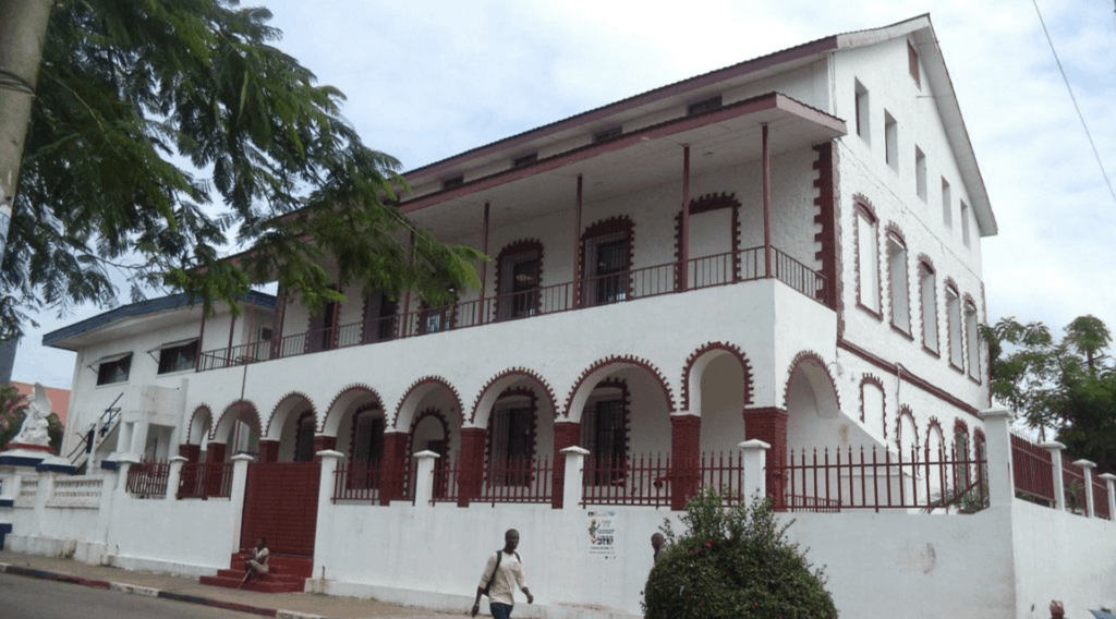 The National Museum of Liberia