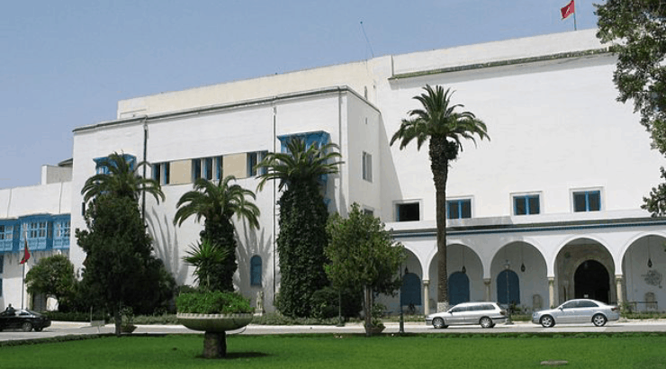 Bardo National Museum Tunis museum of modern african art