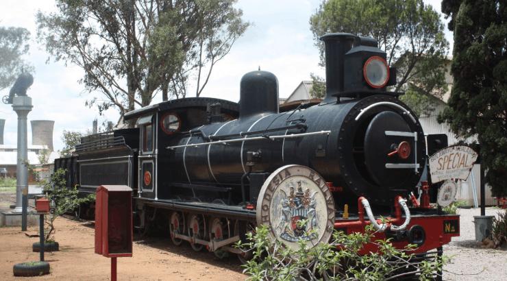Bulawayo Railway museum of modern african art