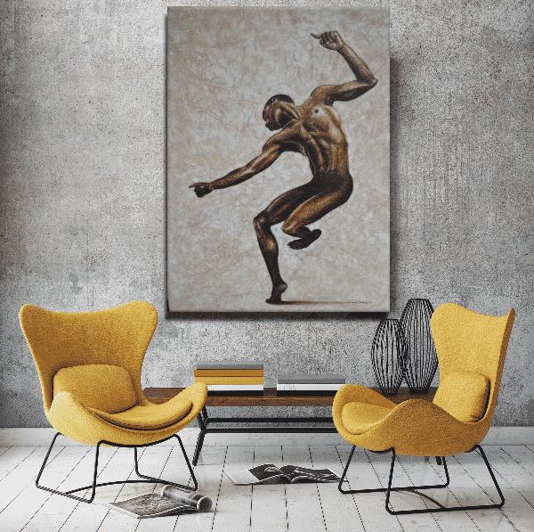 Dennis Osakue – Dancer (2019)