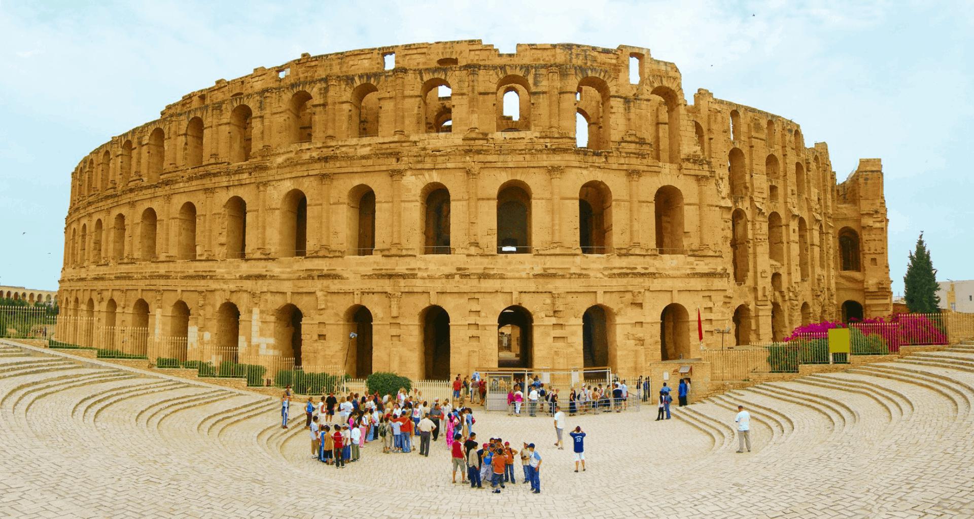 El Jem Archaeological Museum