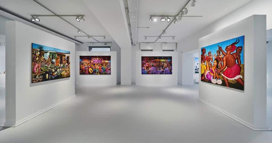 Expressions d'Afrique – Inside Jean Pigozzi's Collection