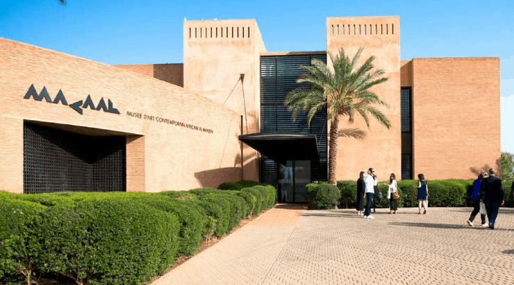 Museum of Contemporary Art Al Maaden