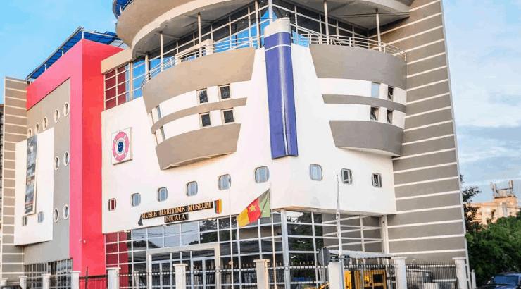 Musée Maritime de Douala museum of modern african art