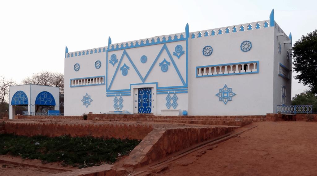 Musée National Boubou Hama museum of modern african art