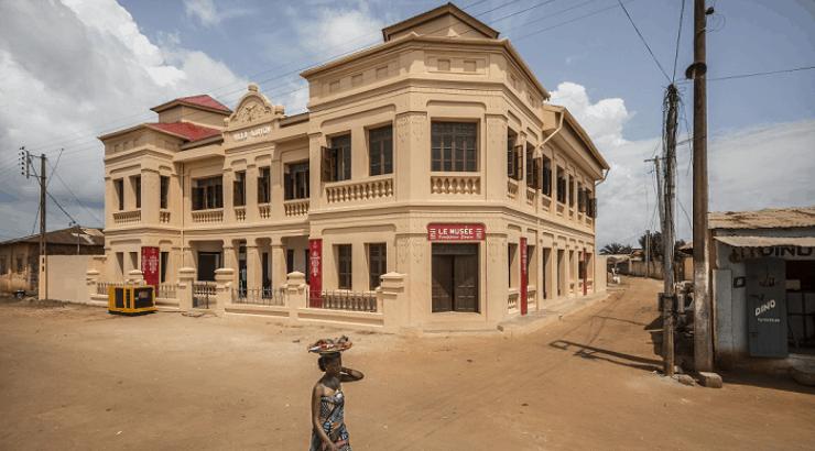 Musée de la Fondation Zinsou museum of modern african art