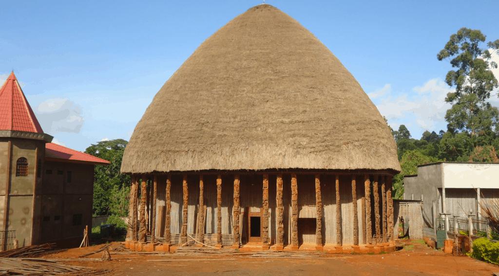 Musee de Bandjoun museum of modern african art