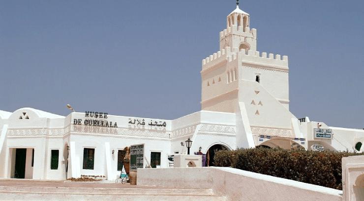 Musee de Guellala museum of modern african art