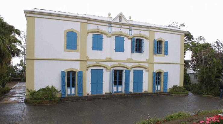 Musee de Villele museum of modern african art