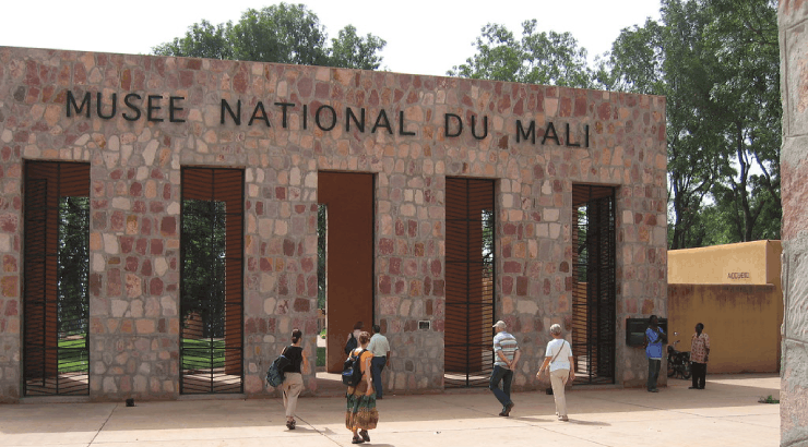National Museum of Mali museum of modern african art