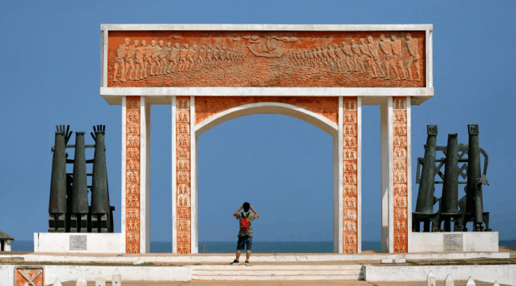 Ouidah Museum of History museum of modern african art