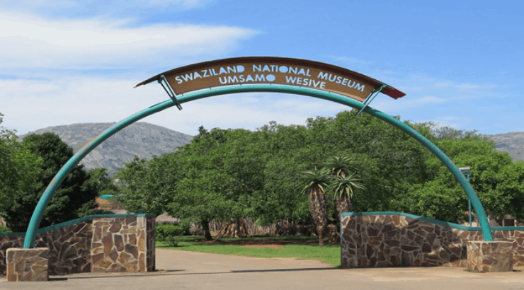 Swaziland National museum of modern african art