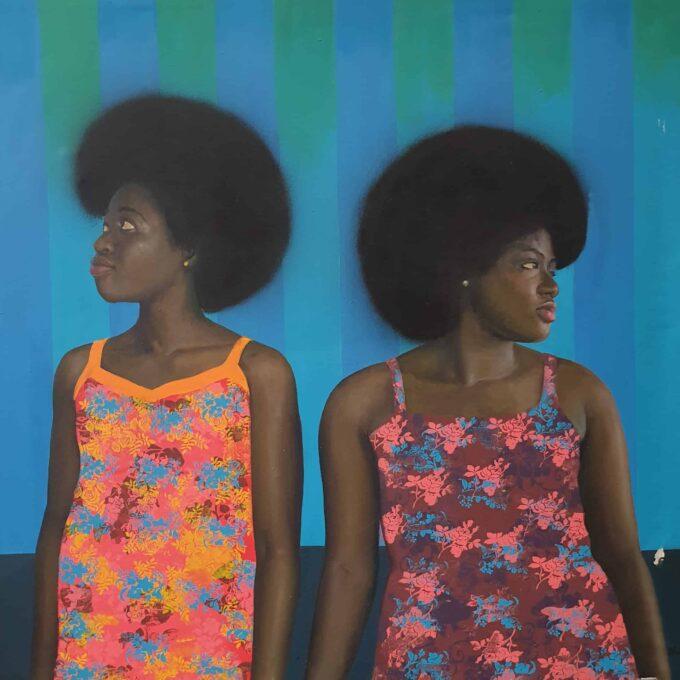 Two sister's - OLUWOLE OMOFEMI