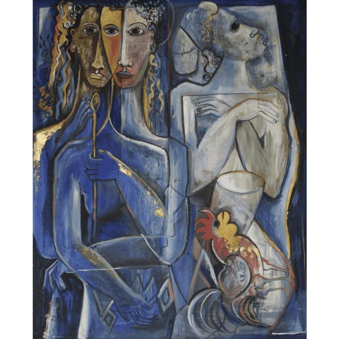 Geoffrey Mukasa - Untitled (1999)