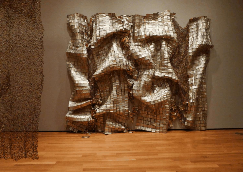el anatsui museum of modern african art