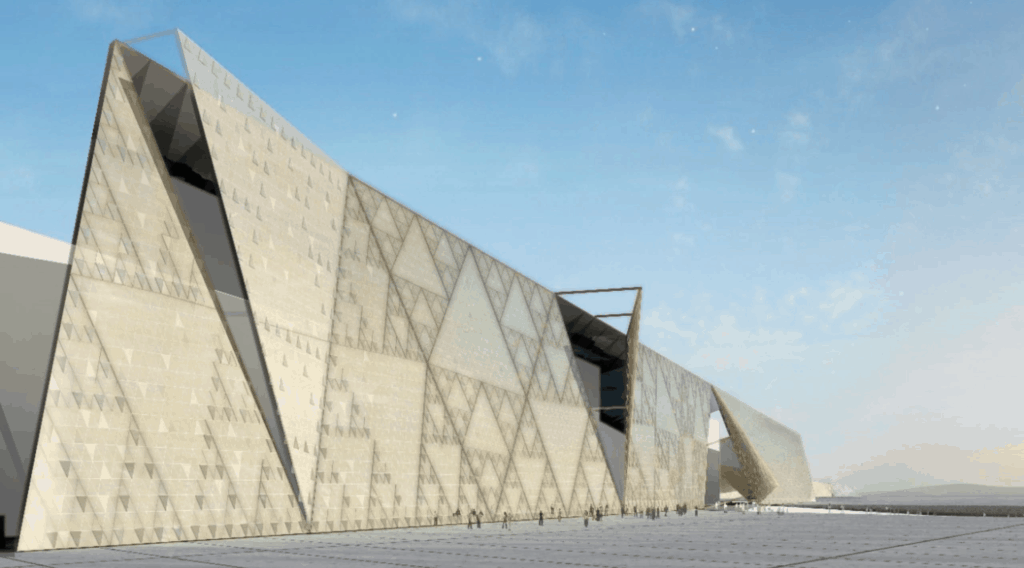 Grand Egyptian Museum Giza
