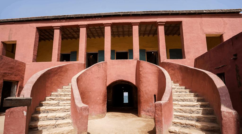 La Maison des Esclaves museum of modern african art