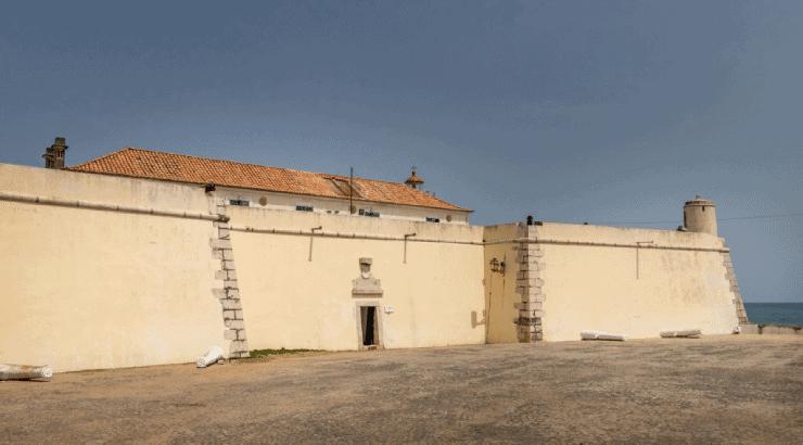 São Sebastião museum of modern african art