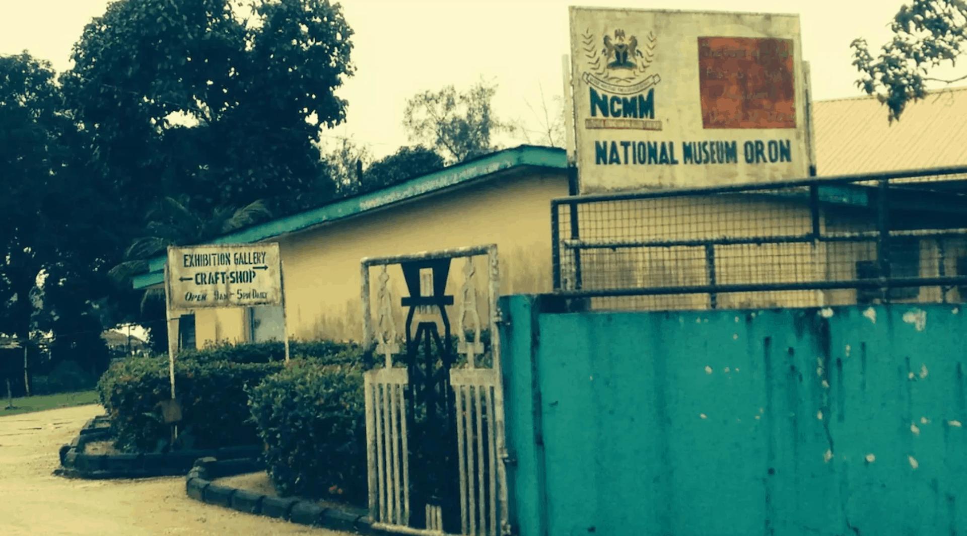 Oron Museum Nigeria