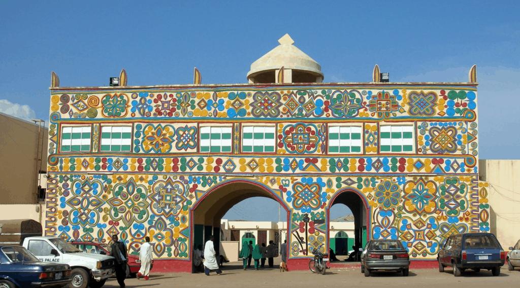 Kaduna museum of modern african art