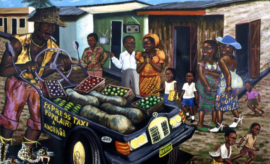 Jean Pigozzi's collection of African contemporary art on view in Zurich