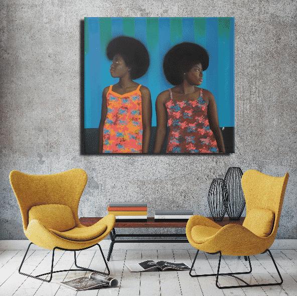 Oluwole Omofemi - Two Sister's (2018)