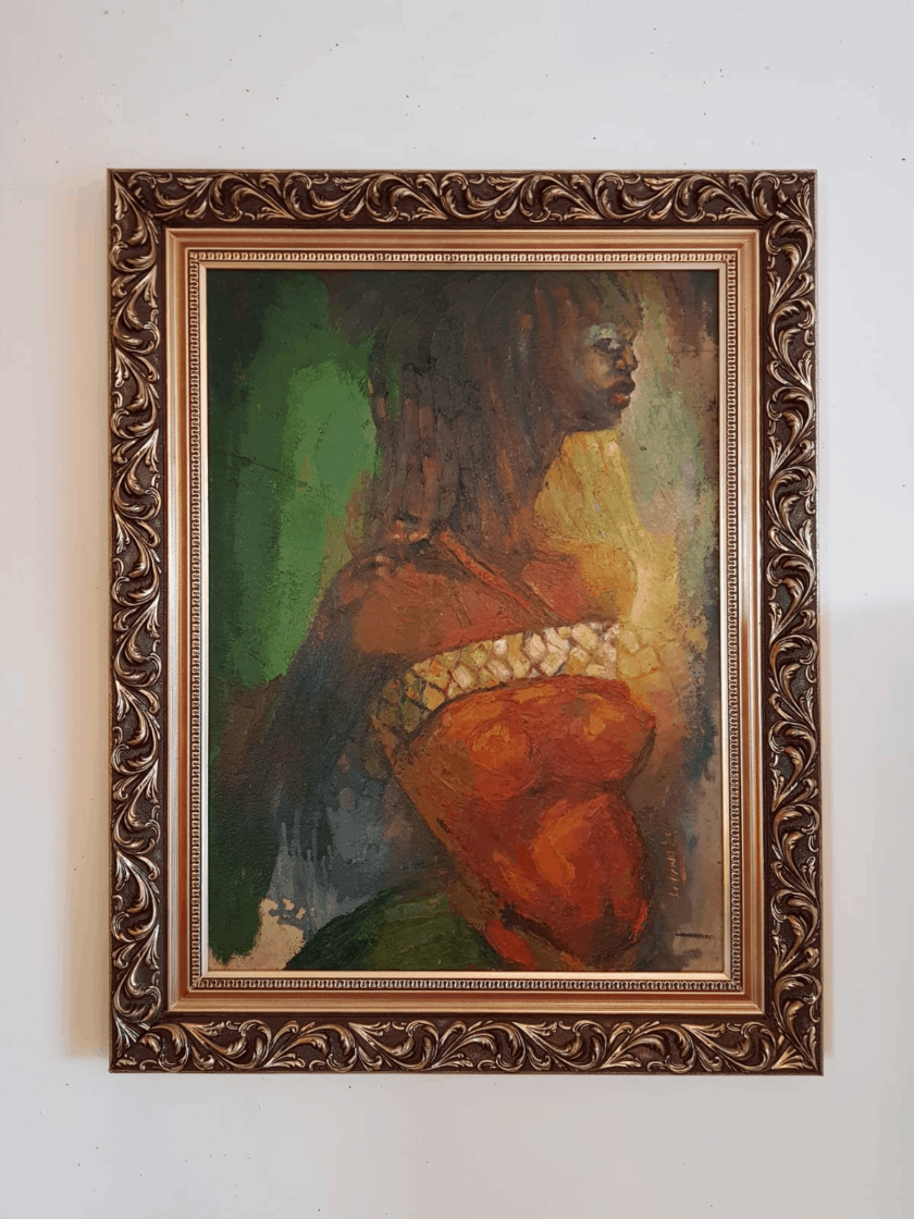 Paul Lubowa - Wistful Mother