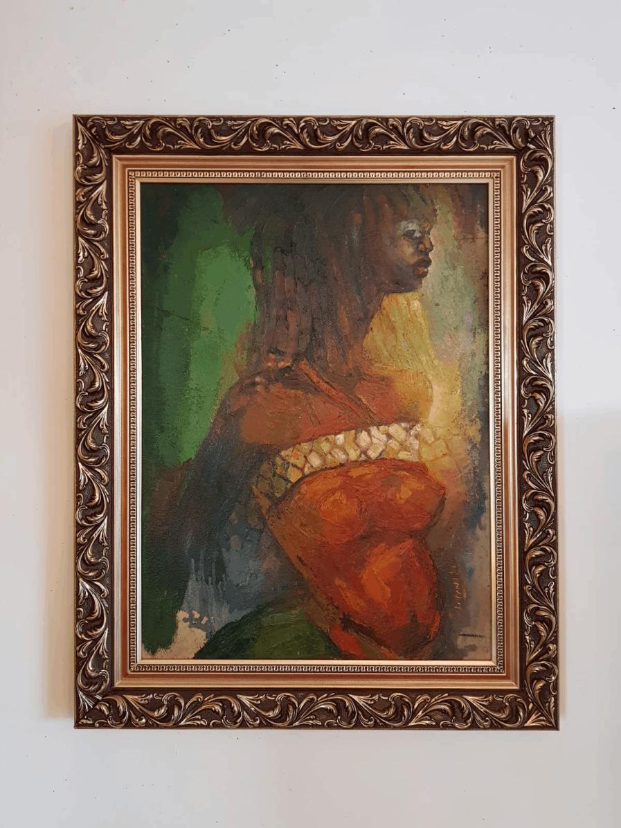 Paul Lubowa - Wistful Mother