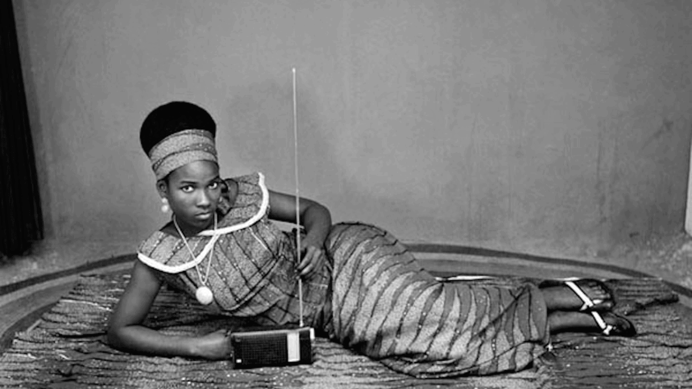 Adama Kouyaté FOLLOW Untitled, Bouaké, 1967