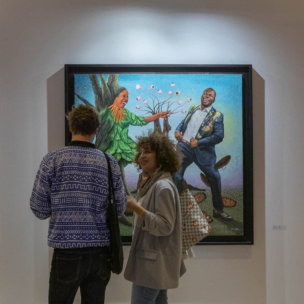 Demand for African Art Soars