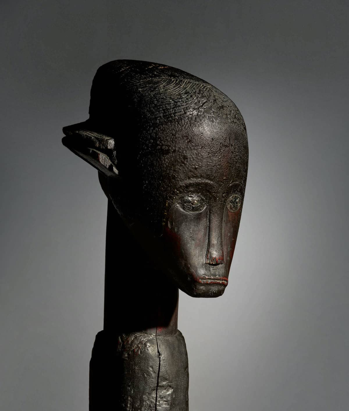 The Fang-Betsi reliquary statue headed to Sotheby's in June.