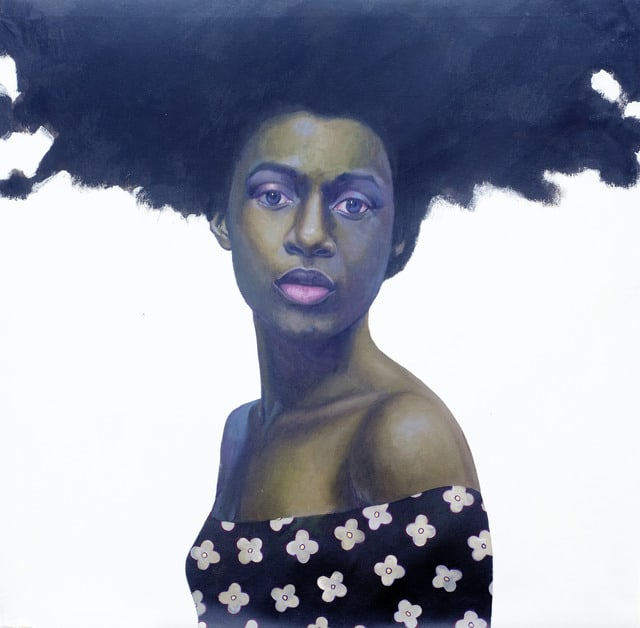 oluwole omofeni african painting momaa
