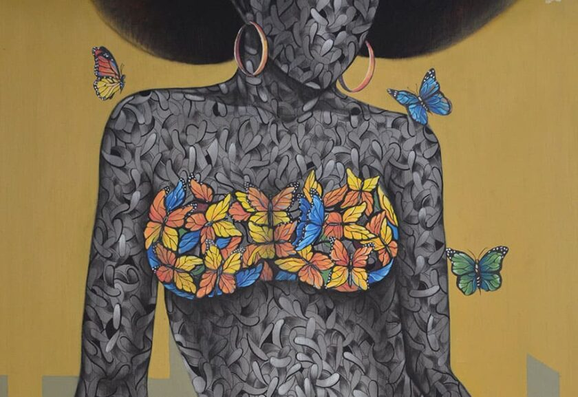 Sidney Osioh – Untitled (2019)