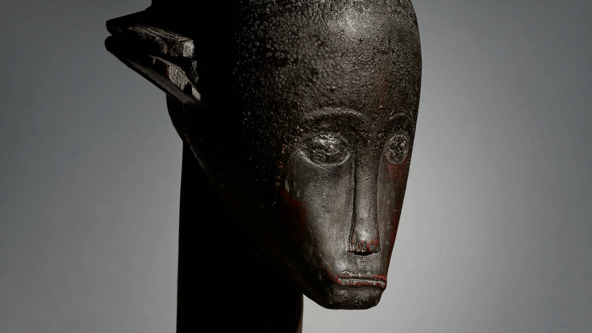 Classical African Statue Art Sale Sotheby's