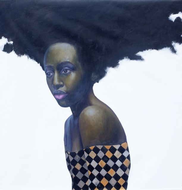 oluwole omofemi momaa african painting