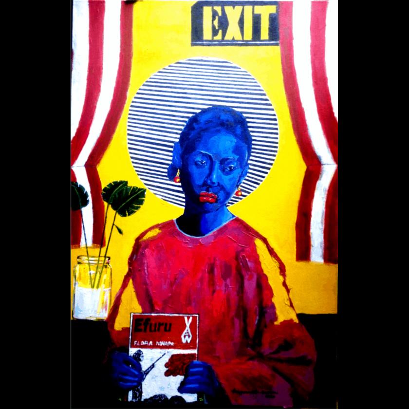 Omoyeni Arogunmati -Efuru (The feminist) 2020