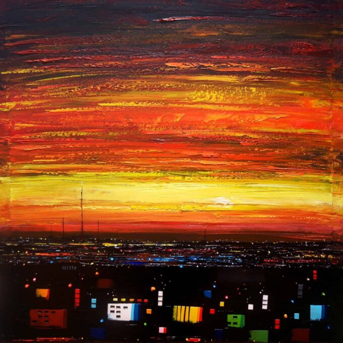 Cliff Kibuuka - Sunset series ii (2020)