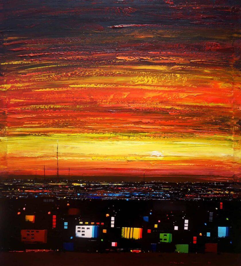 Cliff Kibuuka - Sunset series ii (2020)
