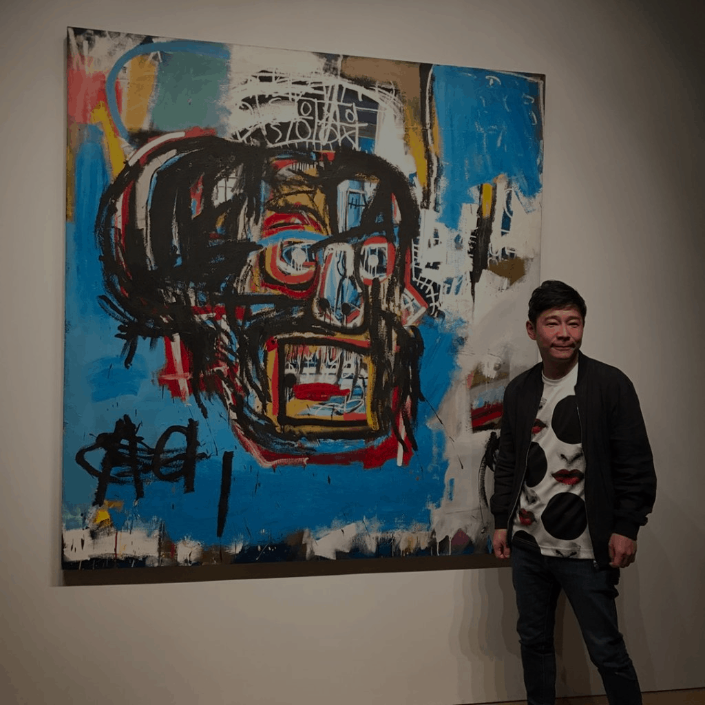 jean michel basquiat moma 100 most expensive
